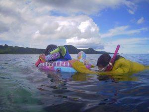 9月、石垣島はここ一番のベストコンディション、シュノーケル日和