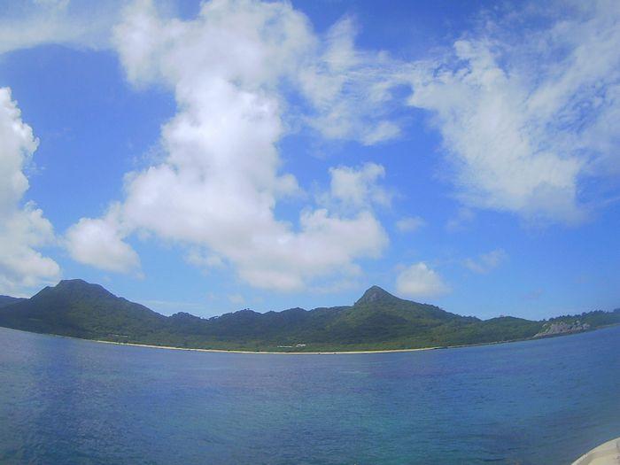 午後からも晴れの石垣島です