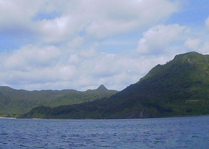 石垣島北部のシンボル、まーぺ