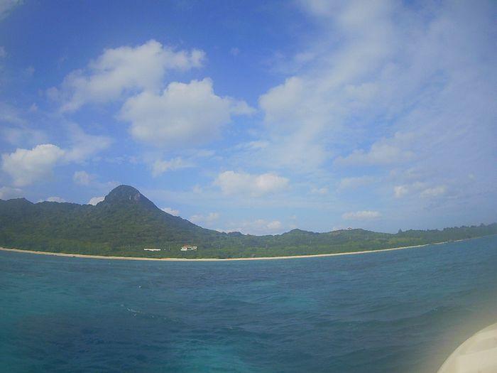 午後からは久々の青空広がる石垣島です