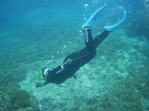 石垣島旅行最終日も海、シュノーケリングです!