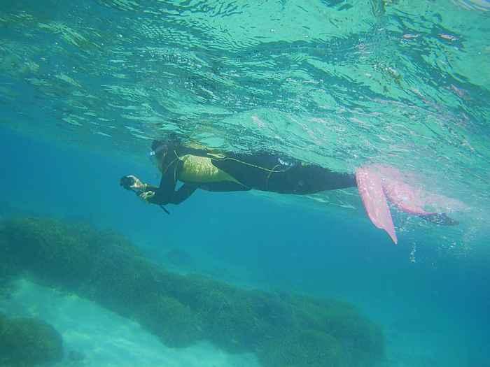 GoProで石垣島の海に熱中