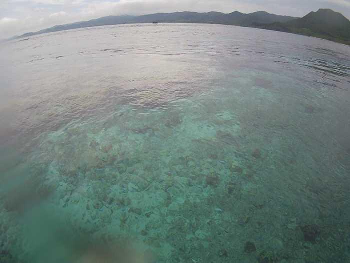 凪の石垣島です