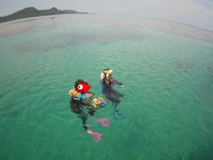 ゴールデンウィークに突入!石垣島はシュノーケリング日和です!