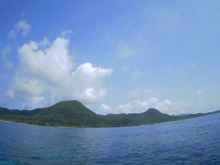 今日も晴れの石垣島、GW絶好調です