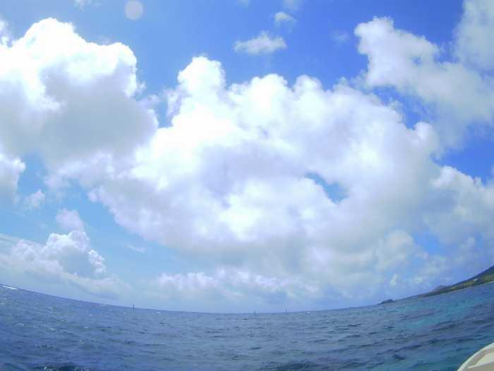 石垣島の天気は今日も絶好調