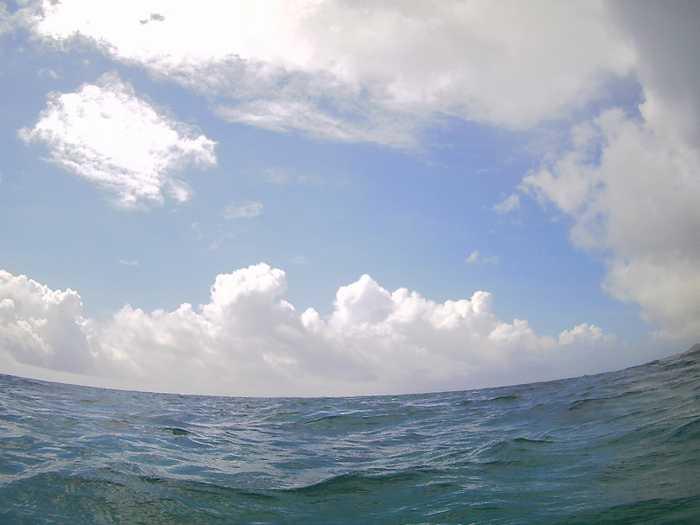 くもったり晴れたり♪梅雨の石垣島です