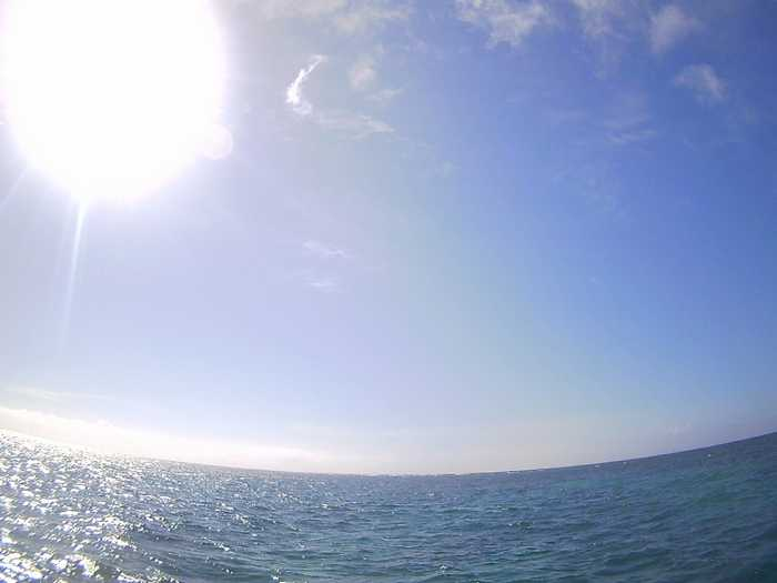 晴れ!梅雨なんて怖くない石垣島です