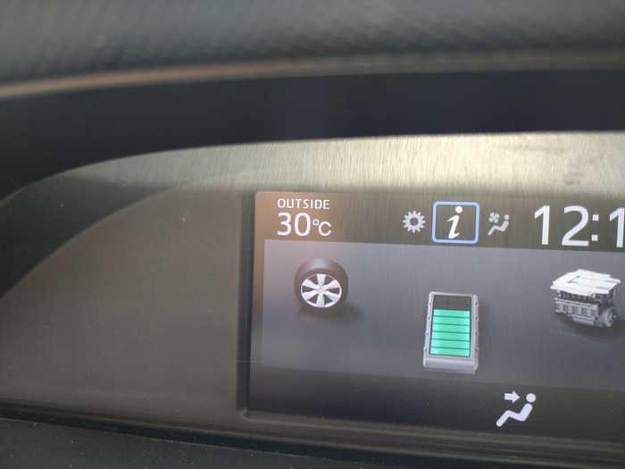 石垣島の気温、30℃を超え始めました