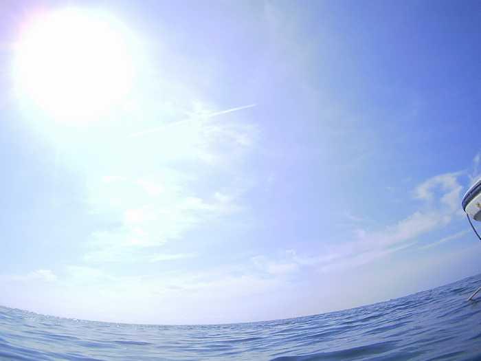 石垣島はシュノーケリング日和です