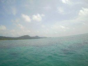 日焼け日和の暑い石垣島は今日も続きます!