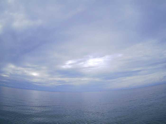 曇りの石垣島
