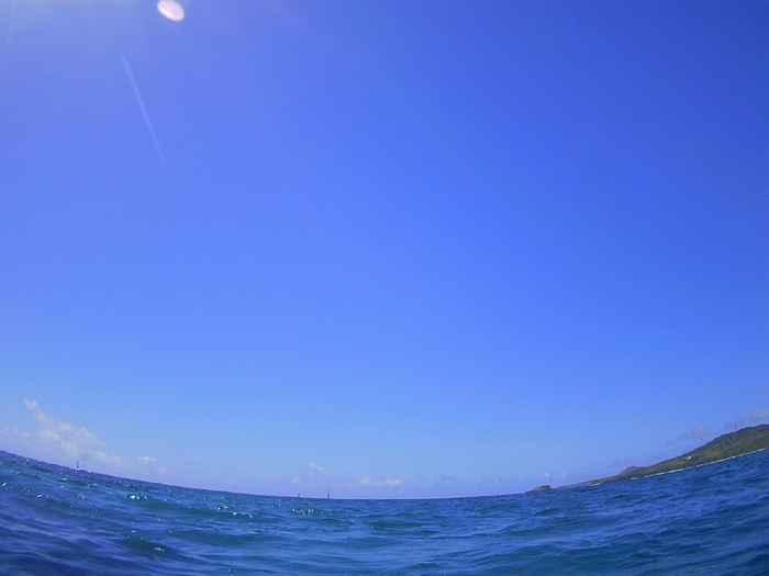 石垣島の天気は絶好調