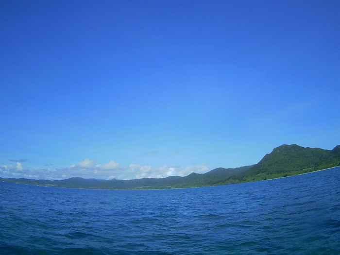 天気は晴れ!海日和が続く石垣島です