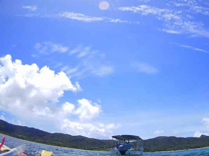 快晴の石垣島は続きます。