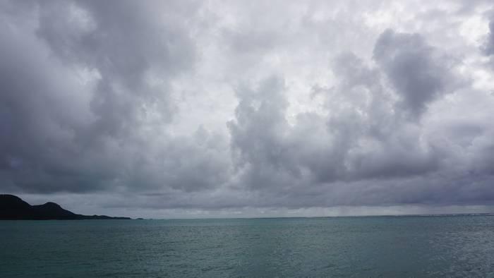 海の方は案外穏やかだったりします♪