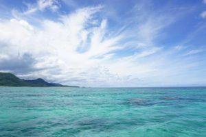 愛用のロングフィンで石垣島をシュノーケリング