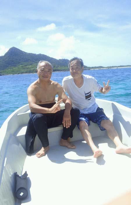 N杉さんと笹川父