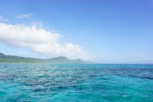 午前、午後も完全燃焼♪石垣島の海を楽しみました!