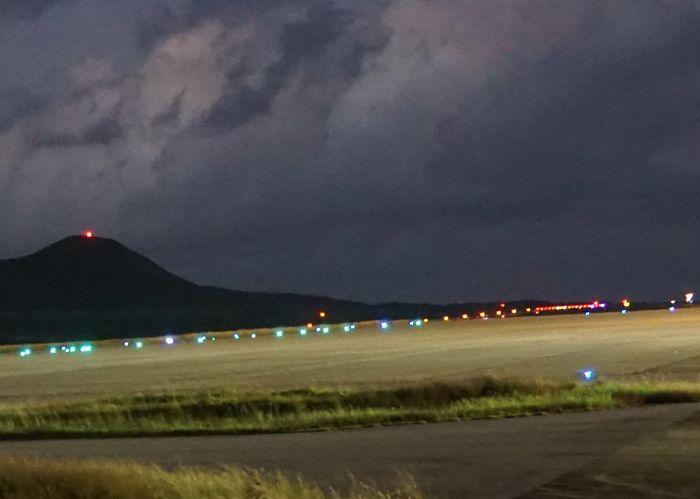 それは空港です