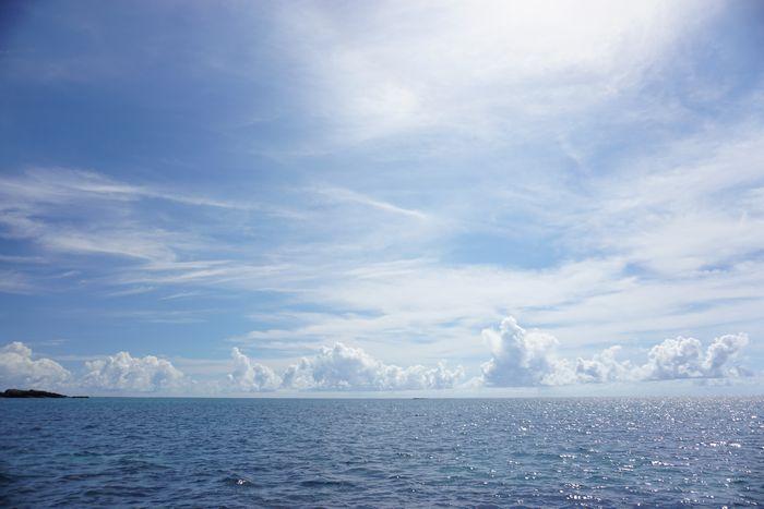 石垣島の天気は今日も絶好調です
