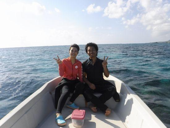 K井さんとN川さんです。
