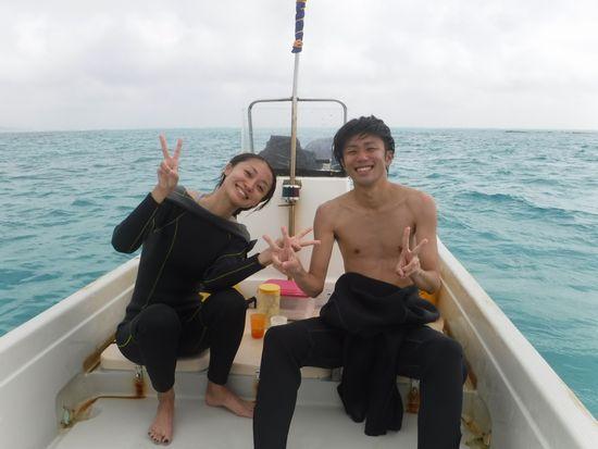K籐さんとI東さんです
