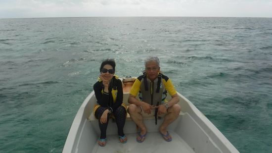 N山さんとU山さんです。