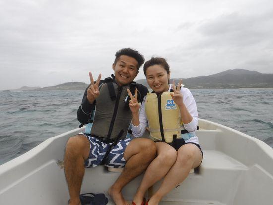 I川さんご夫婦です