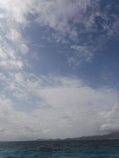 晴れ時々曇り時々雨!