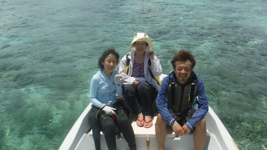 T田さんとM澤さんご夫婦です。