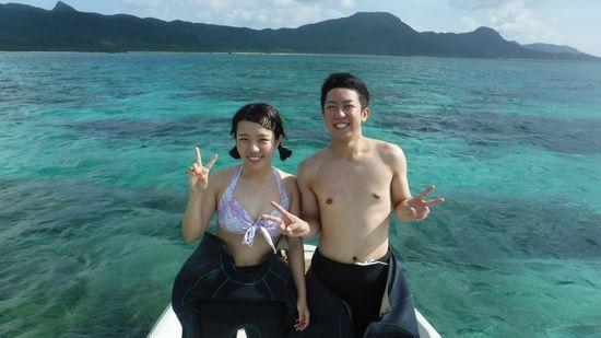 O川さんとNさんです。