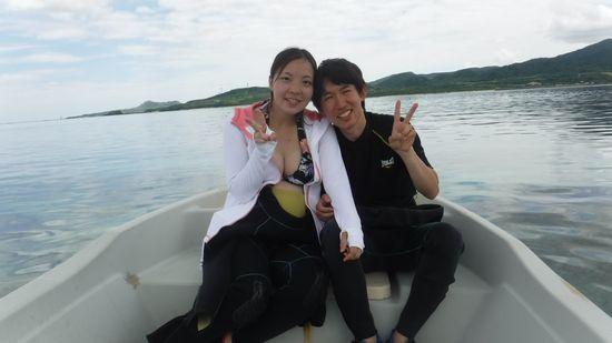 I汐さんとO野さんです。