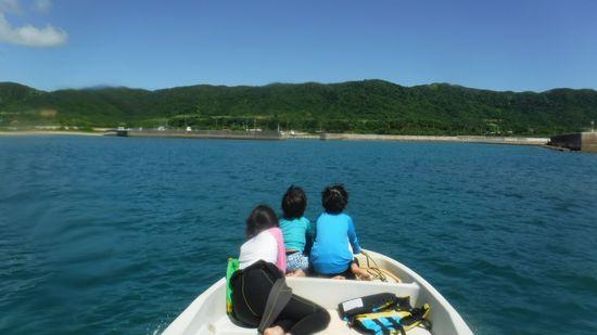 一番海を楽しめるスポットです。