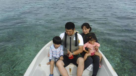 S藤さんご家族です。
