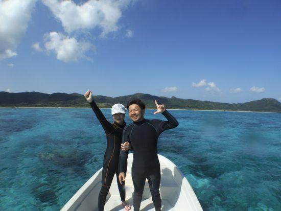 TさんとY田さんです!