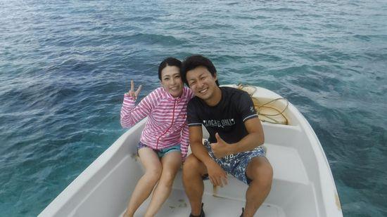 T澤さんご夫婦です。