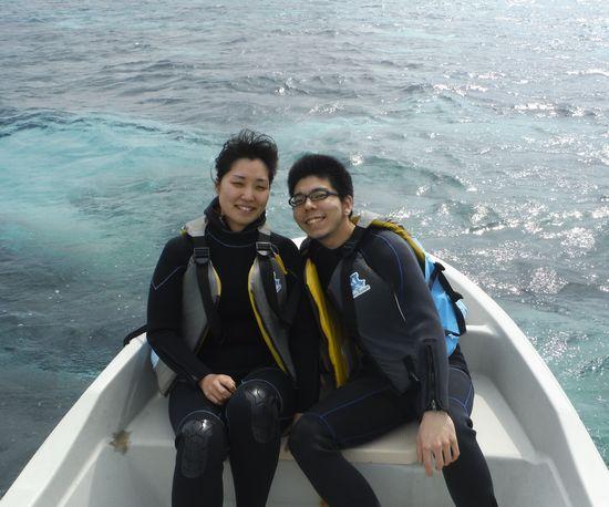 N澤さんとA部さんです