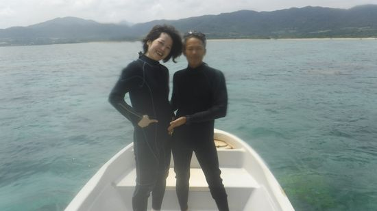 S藤さんご夫婦です。