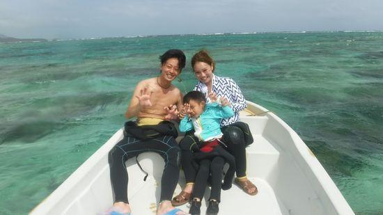 T井さんご家族です。
