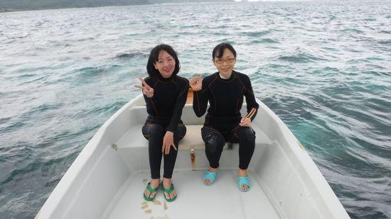 Y田さんとN松さんです。