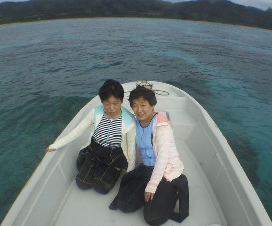 G徳さんとG藤さんです
