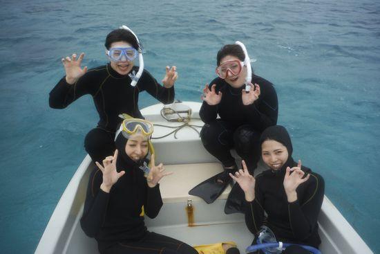 S川さん、S藤さん。そしてN村さん、K島さんです