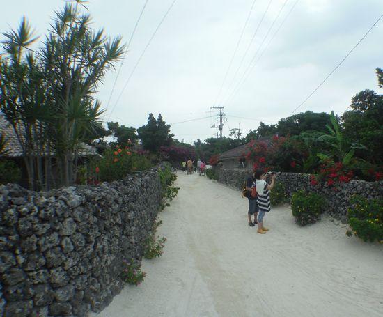 日本のようで日本でない風景です