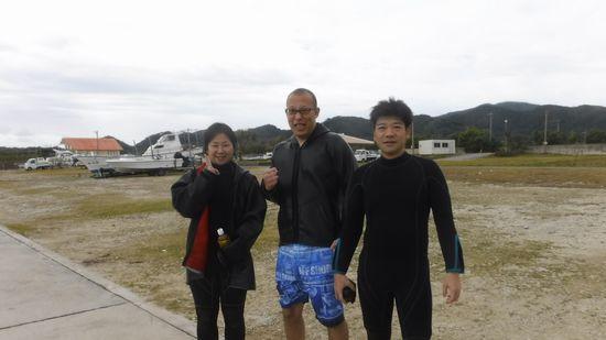 リピーターM島さんとS田さんです。