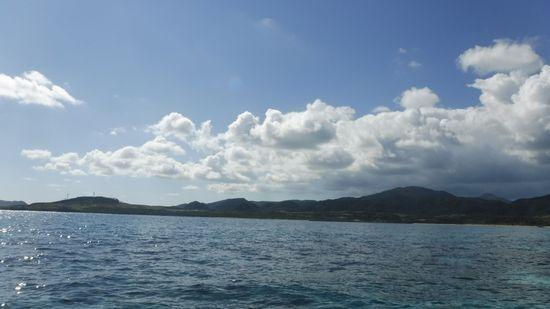午後から晴れ!の石垣島です。