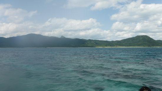 天気は、久々に晴れ!の石垣島です