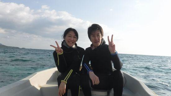 N村さんとK合さんです。
