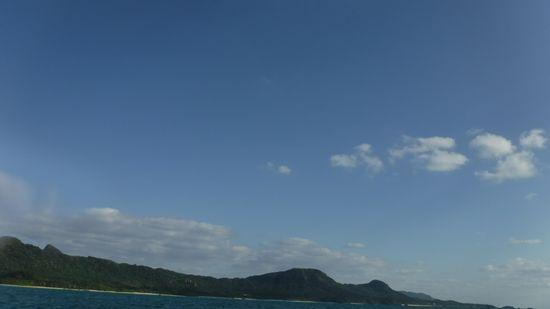 本日快晴の石垣島です。