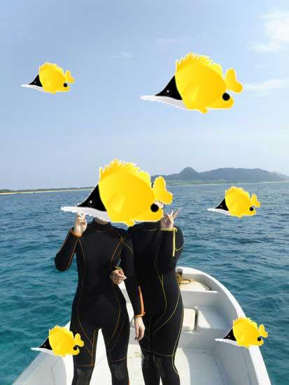 ぶらり女子旅でお越しのN谷さんとN島さんです。